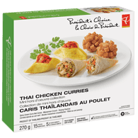 Thai Chicken Curries