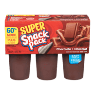Snack Pack, Chocolate Pudding