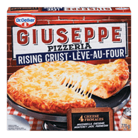Giuseppe Four Cheese Rising Crust Pizza