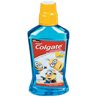 Kids Mouthwash, Minions