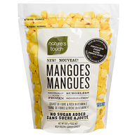 Mangoes, Individually Quick Frozen