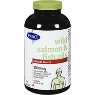 Salmon & Fish Oils