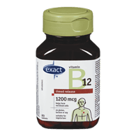 Vitamin B12, Timed Release
