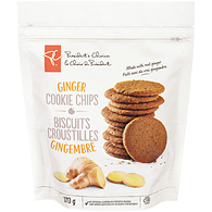 Cookie Chips, Ginger