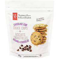 Cookie Chips, Chocolate Chips