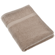 Luxury Hand Towel, Brown