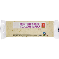 Monterey Jack Cheese With Jalapeño