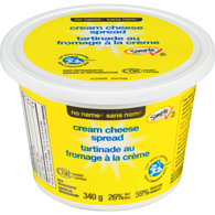 Cream Cheese Spread, Plain