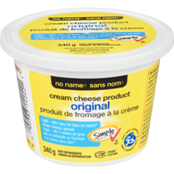 Light Cream Cheese Spread, Plain