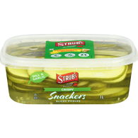 Pickle Dill Sandwich Snackers