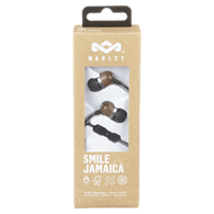 Smile Jamaica In-Ear Headphones, Midnight