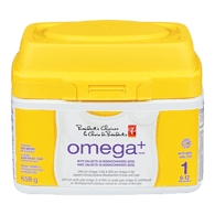 Omega+ Formula, WIth Iron, Stage 1