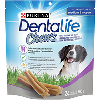 DentaLife Chews Daily Oral Care Medium Dog Treats
