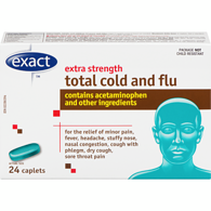 Extra Strength Total Cold & Flu