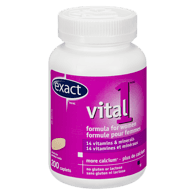 Multivitamins & Minerals, Womens 1 A Day