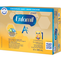A+ Infant Formula Liquid Concentrate Case (Case)