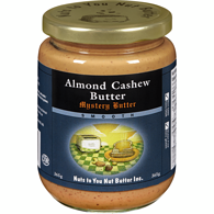 Almond Cashew Butter, Smooth