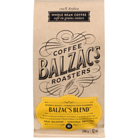 Balzac's Blend - whole bean coffee