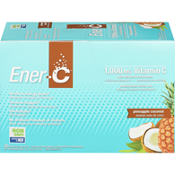 Ener-C Pineapple Coconut