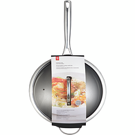 Jumbo Cooker with Lid, Stainless Steel