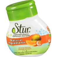 Orange Mango Water Enhancer