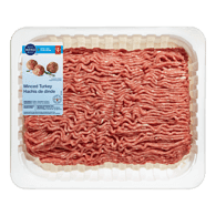 Blue Menu Ground Turkey, Extra Lean Club Pack