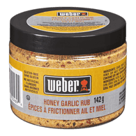 Honey Garlic Rub
