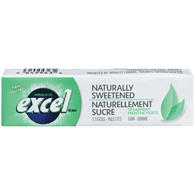 Naturally Sweetened Spearmint Gum