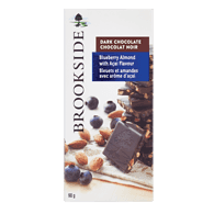 Blueberry Almond, Dark Chocolate Bar