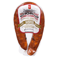 Hot Natural Chorizo Sausage