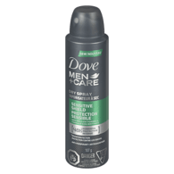 Men+Care Sensitive Dry Spray Antiperspirant