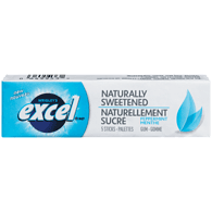 Naturally Sweetened Peppermint Gum