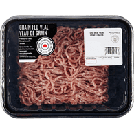 Ground Veal, Lean