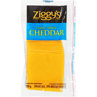 Cheese Slices, Mild Cheddar