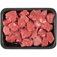 Veal Stewing Cubes, Boneless
