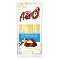 Vanilla Truffle Chocolate Bar