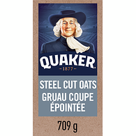 Oats, Quick Cook Steel Cut