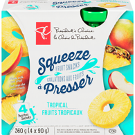 Squeeze Tropical Pouch