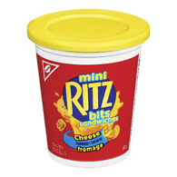 Mini Ritz Bitz Cheese Sandwiches