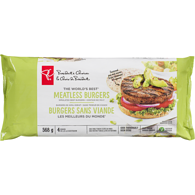 Meatless Burger