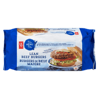 Blue Menu Thick&Juice Lean Beef Burgers