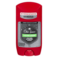 Odor Blocker Deodorant, Lasting Legend