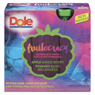 Fruitocracy Mixed Berry Squeezable Snacks