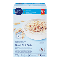 Blue Menu Quick Cooking Steel Cut Oats