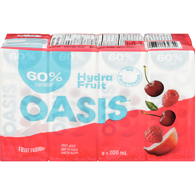 Oasis Fruit Punch