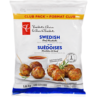 Swedish Meatball, Club Pack