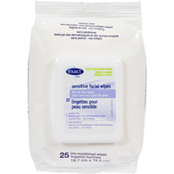 Sensitive Facial Wipes