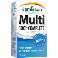 Multi-Vitamins, 100% Complete, Men