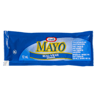 Mayonnaise, Portions