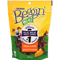 Beggin' Mini Bacon & Cheese Flavour Dog Snack